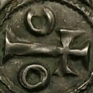 LANGUEDOC - COMTÉ DE TOULOUSE - BERTRAND Denier (1110) 16712