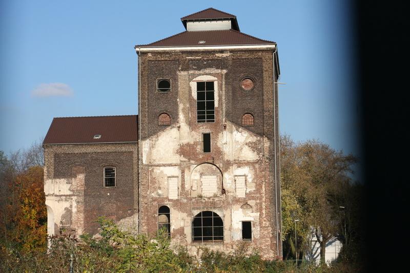 Zeche Rheinpreußen Schacht 1 Img_8510