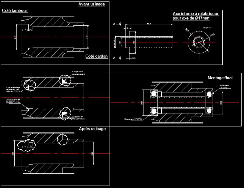 XV 750 SE >> XV 1100 Virago Cafe racer - Page 2 Captur10