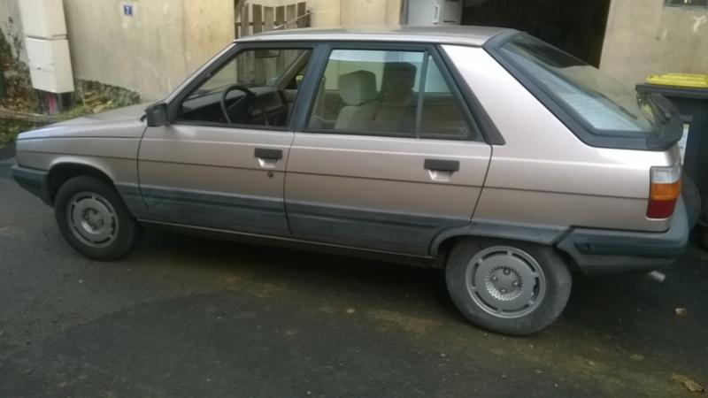 Renault 11 Automatique 1984 Wp_20110