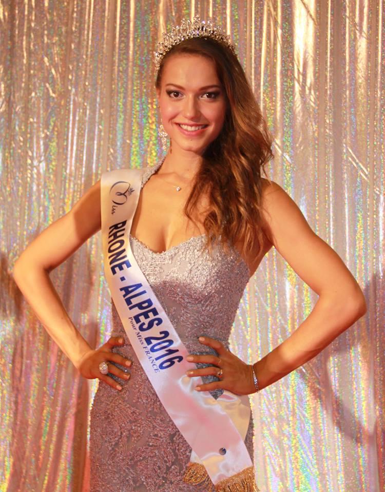 En route pour Miss France : RHONE ALPES Camill10