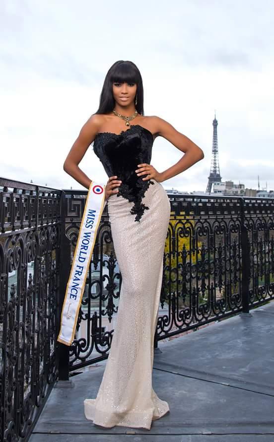 MISS WORLD FRANCE : Morgane Edvige Morgan10