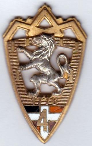 Les insignes d'Infanterie en 1939-1940 04_ri10