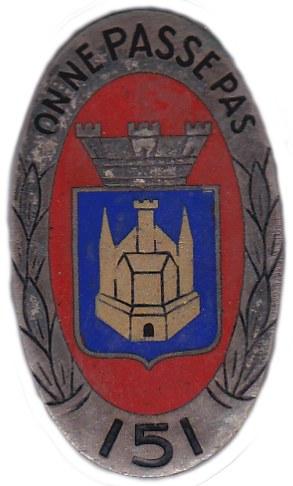 Les insignes d'Infanterie en 1939-1940 151_ri10