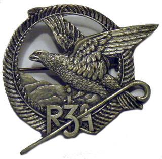 Les insignes d'Infanterie en 1939-1940 3ria10