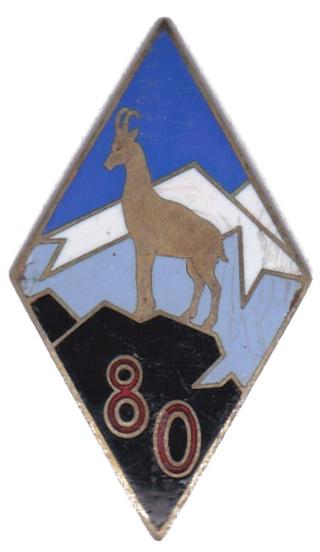 Les insignes d'Infanterie en 1939-1940 80_ria10