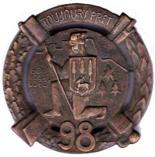 Les insignes d'Infanterie en 1939-1940 9810