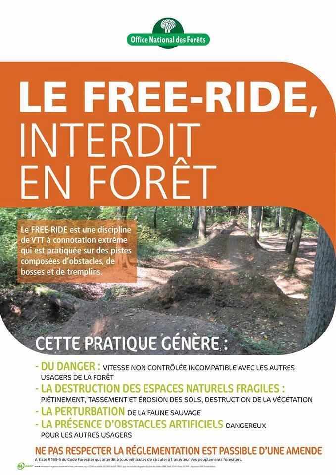 Pour la libre pratique du VTT en forêt !!! 15107410