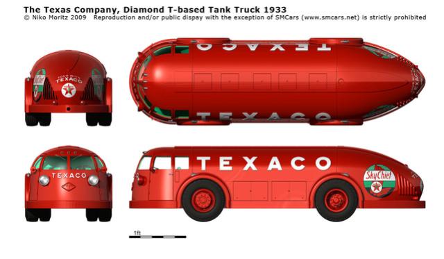 Автомобили, грузовики, мотоциклы - Page 4 Texaco11