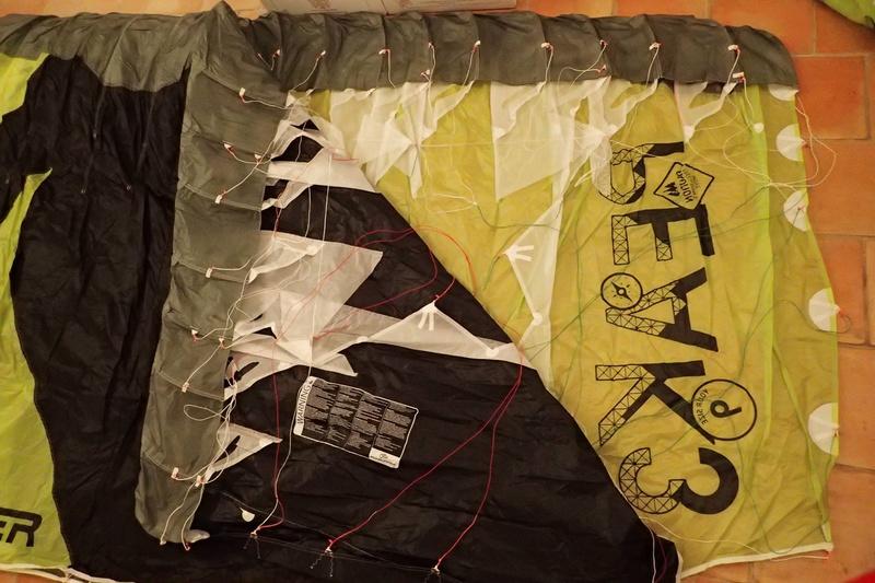 [Test] Flysurfer Peak 3 16252111