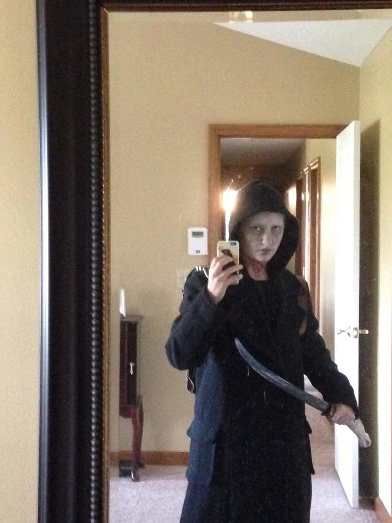 My Quinlan cosplay Quinla10