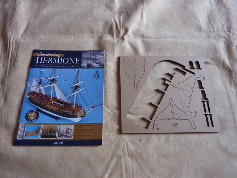 L'HERMIONE Hachette, et une de plus ! P1070613