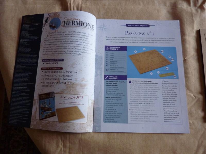 L'HERMIONE Hachette, et une de plus ! P1070614