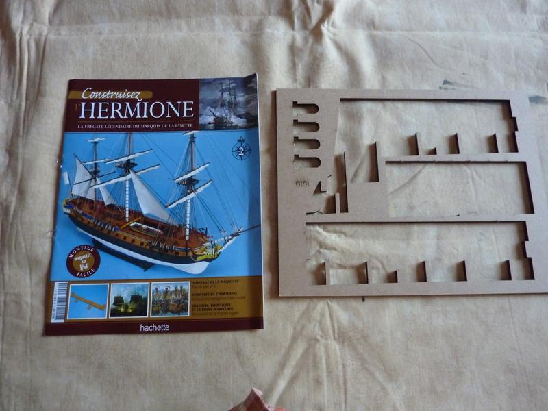 L'HERMIONE Hachette, et une de plus ! P1070623