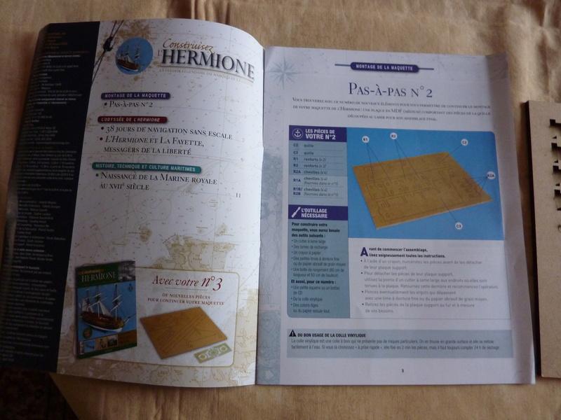 L'HERMIONE Hachette, et une de plus ! P1070624