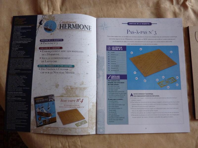 L'HERMIONE Hachette, et une de plus ! P1070628