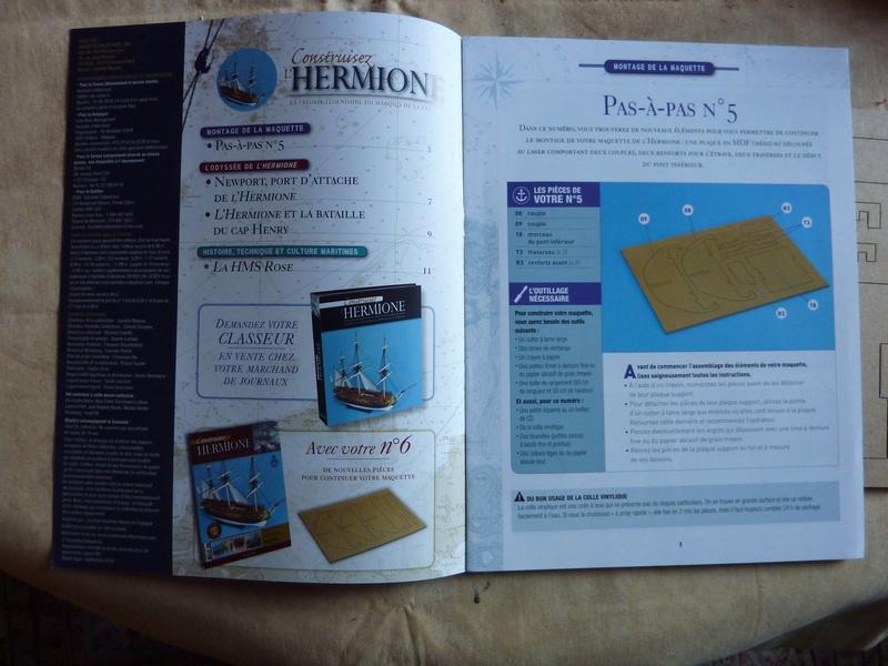 L'HERMIONE Hachette, et une de plus ! - Page 2 P1070712