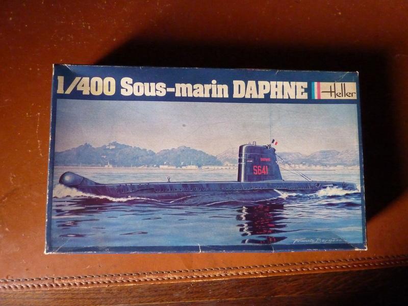 Sous-marin Daphné P1070731