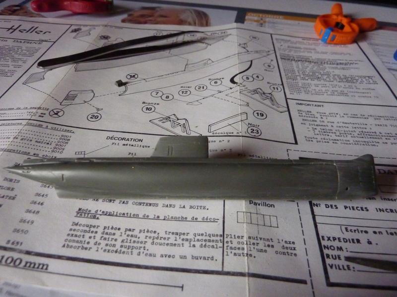 Sous-marin Daphné P1070736
