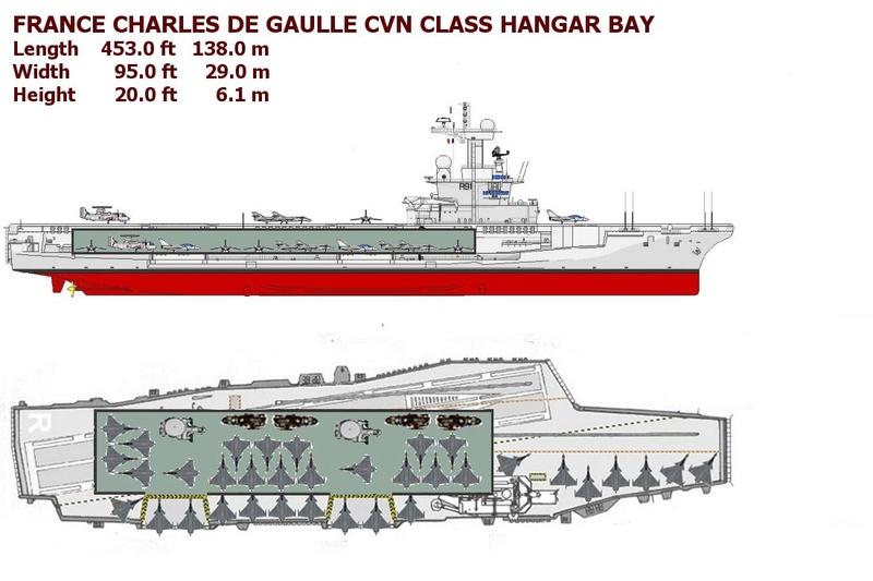 [1/400] P.A CHARLES DE GAULLE  Degaul10