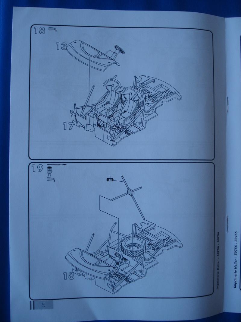 [HELLER] CITROEN C4 WRC '10 - 1/24e ref : 80756 Dsc06063