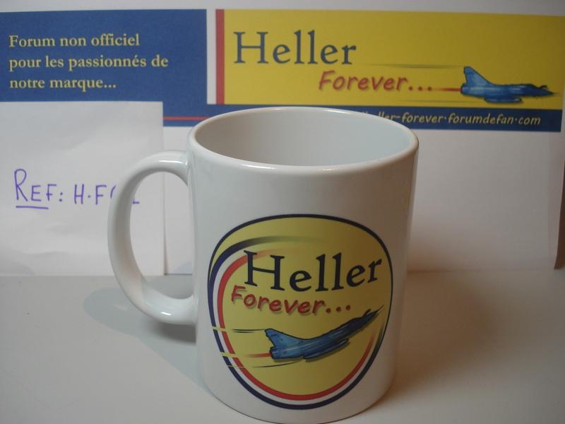 REF : HF 01 - Mug HELLER-FOREVER Dsc06110