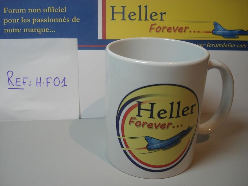 REF : HF 01 - Mug HELLER-FOREVER Dsc06111