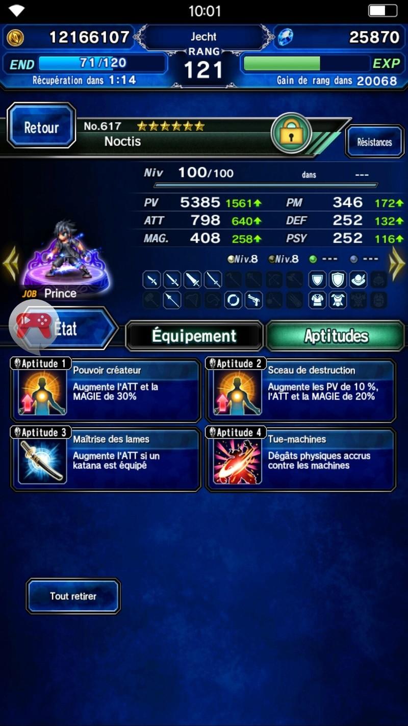 Final Fantasy Type 0 - Akademeia - 13/01 au 27/01 Screen78