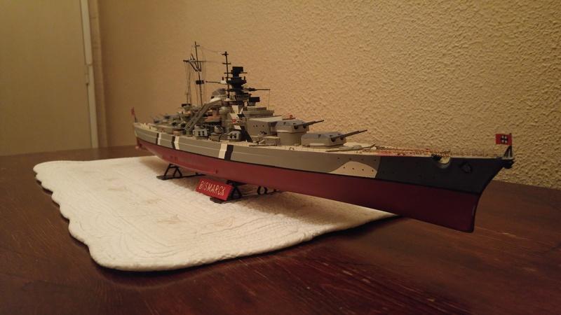 Bismarck heller 1/400 20170115