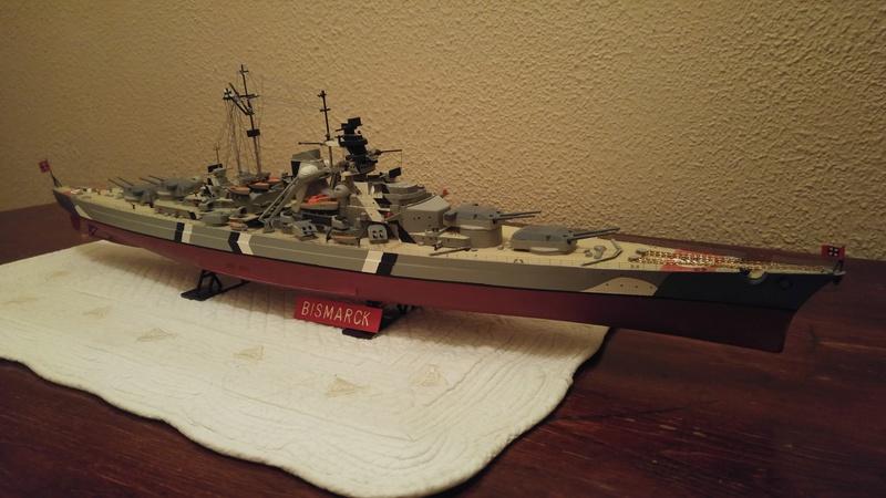 Bismarck heller 1/400 20170117