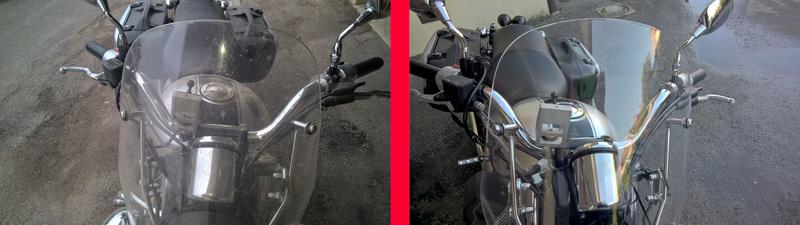 Detailing su Moto Guzzi Stone V11 Primad16
