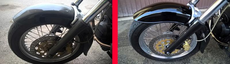 Detailing su Moto Guzzi Stone V11 Primad17