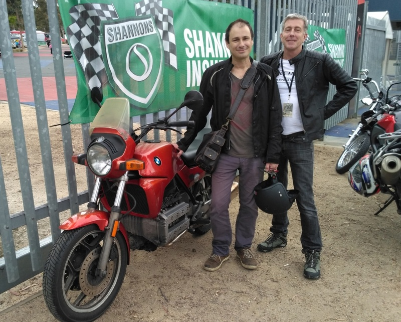 Tickets to Melbourne Motorcycle Expo this Fri/Sat/Sun Gabrie10