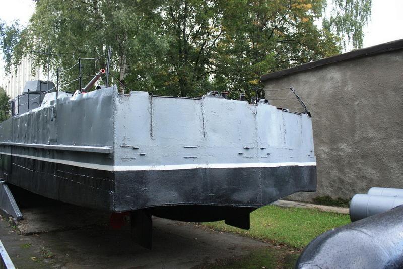 Russian gunboat Bk 1124 au 1/20e sur plan  - Page 5 13852410