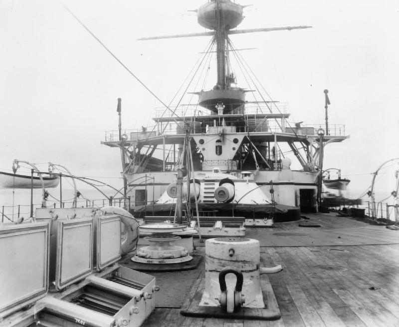 HMS HANNIBAL 1/96  (Predreadnought) DEAN'S MARINE - Page 6 Attach12