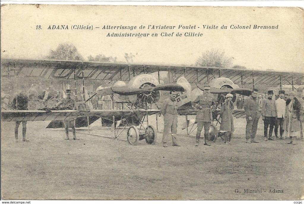 Caudron G-4 1/48 , Etienne Poulet et Jean Benoist, Paris-Melbourne 1919. Decals Meliusmanu - Page 5 288_0010