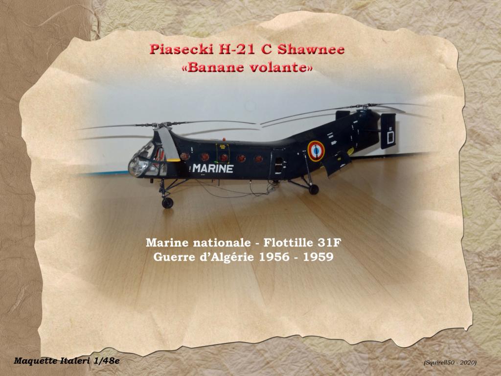 """H-21 C """"Banane volante"""" H-21_c10"""