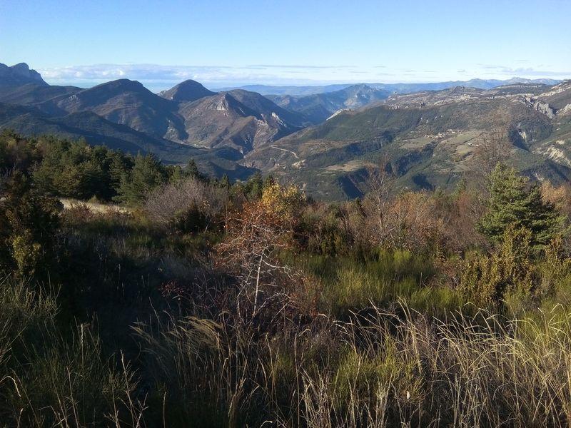 Une sortie le jeudi 8 décembre vers Saoû (Drôme) Terrai11