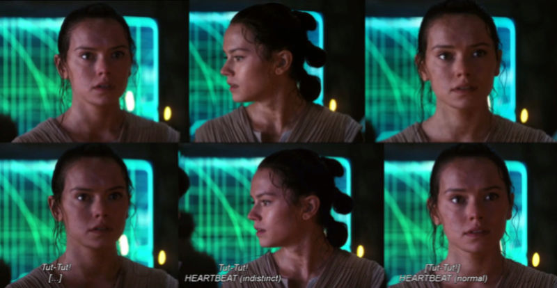 ARCHIVE: Rey and Kylo - Beauty and the Beast, Scavenger and the Monstah, Their Bond, His Love, Her Confused Feelings - 12 - Page 39 812