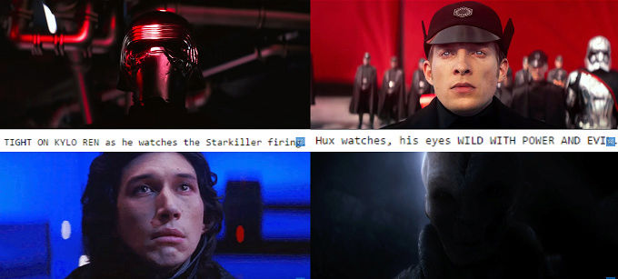 ARCHIVE: Rey and Kylo - Beauty and the Beast, Scavenger and the Monstah, Their Bond, His Love, Her Confused Feelings - 13 - Page 6 Screen36