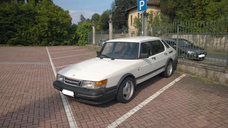 avvistamenti auto storiche - Pagina 2 Saab_910