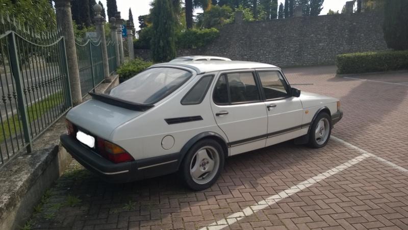 avvistamenti auto storiche - Pagina 2 Saab_911
