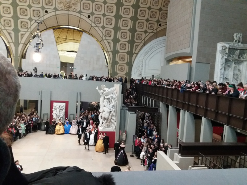 Le musée d'Orsay fête ses 30 ans pendant tout le weekend !!! 20161210