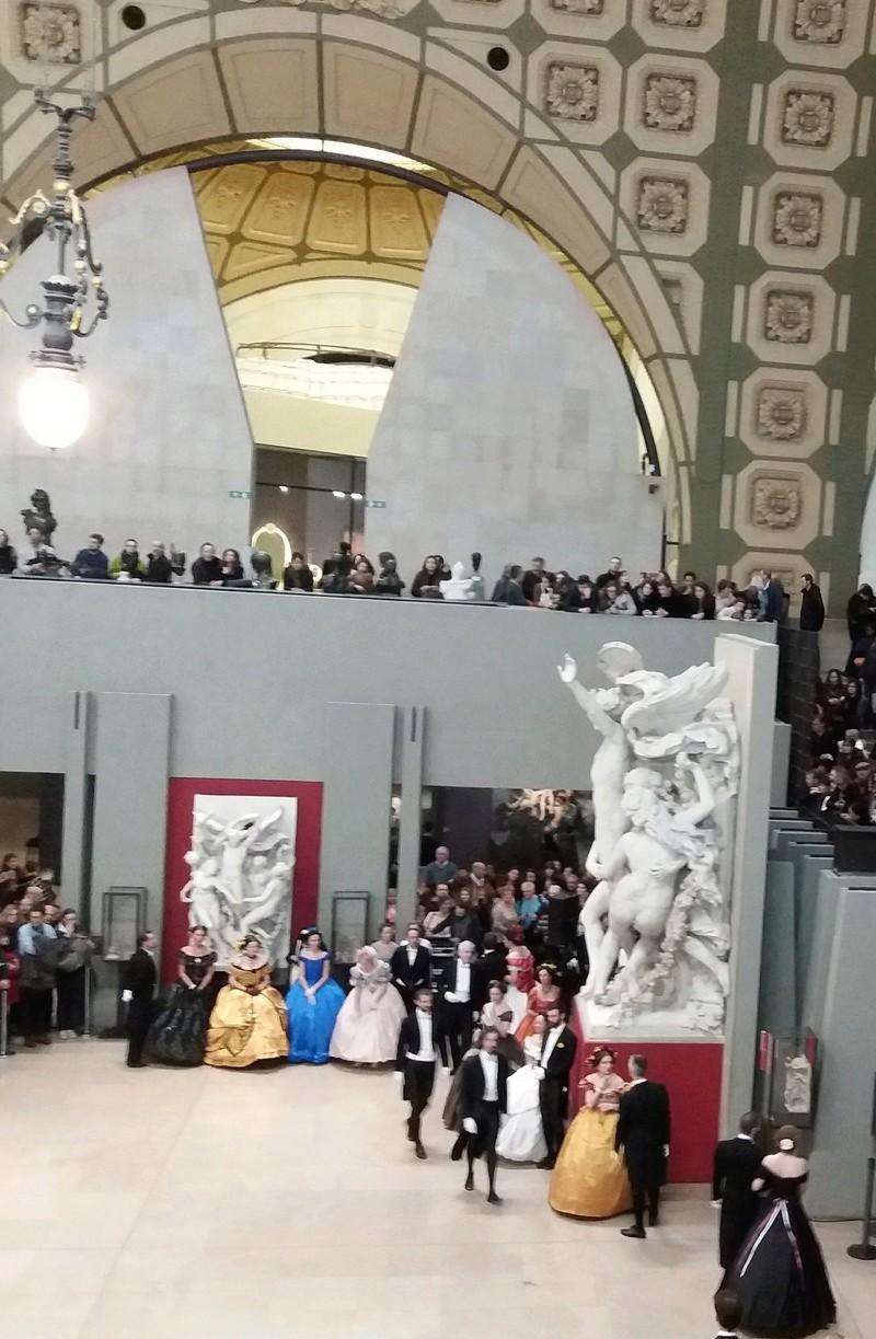 Le musée d'Orsay fête ses 30 ans pendant tout le weekend !!! 20161212