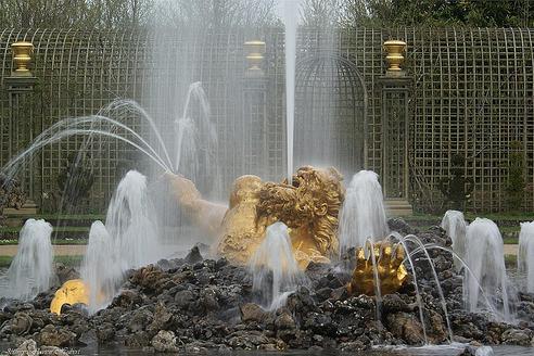 Versailles,   le Bosquet de l'Encelade 24188910