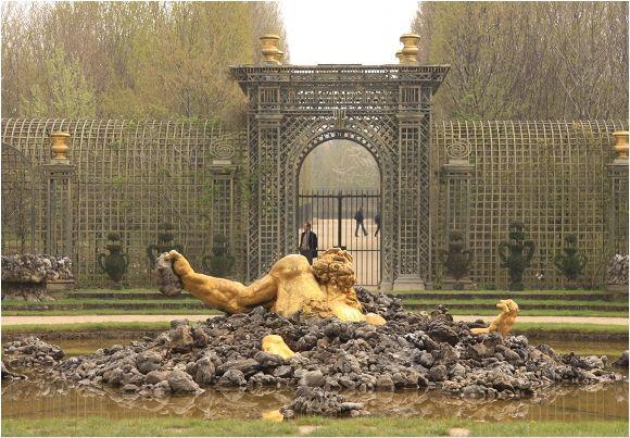 Versailles,   le Bosquet de l'Encelade 52076710