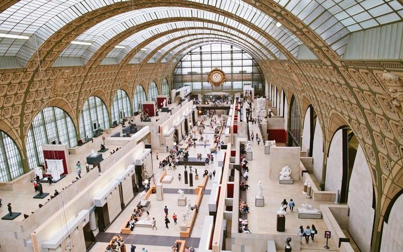 Le musée d'Orsay fête ses 30 ans pendant tout le weekend !!! 590loo10