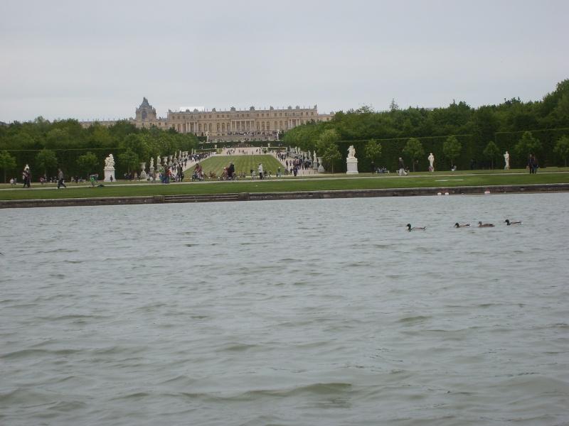Versailles, le Grand Canal Bagate10