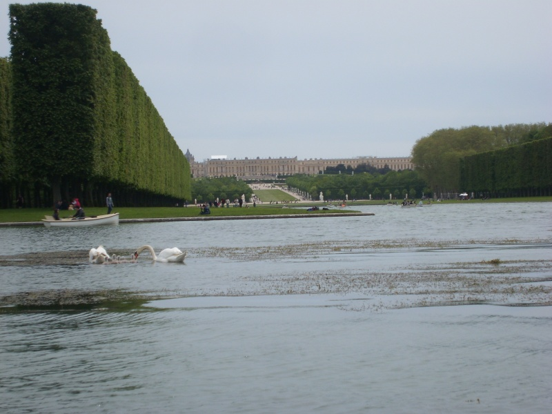 Versailles, le Grand Canal Bagate11