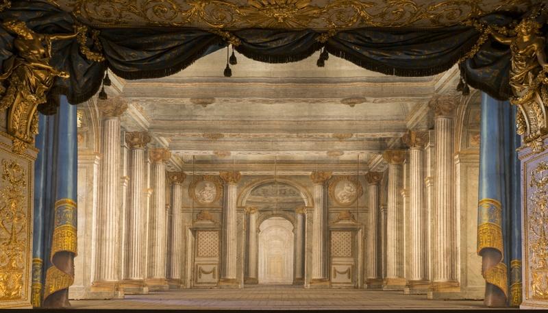 """Exposition à Versailles """"Fêtes et divertissements à la cour. Dcor_d10"""